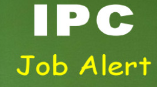 IPC Recruitment 2020 -21 Download Pdf